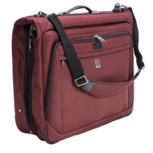 Travelpro Platinum 6 Deluxe Garment Bag - Carry-On in Burgundy - Closeouts