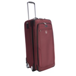 "Travelpro Platinum 6 Rolling Duffel - Expandable, 30"" in Burgundy"