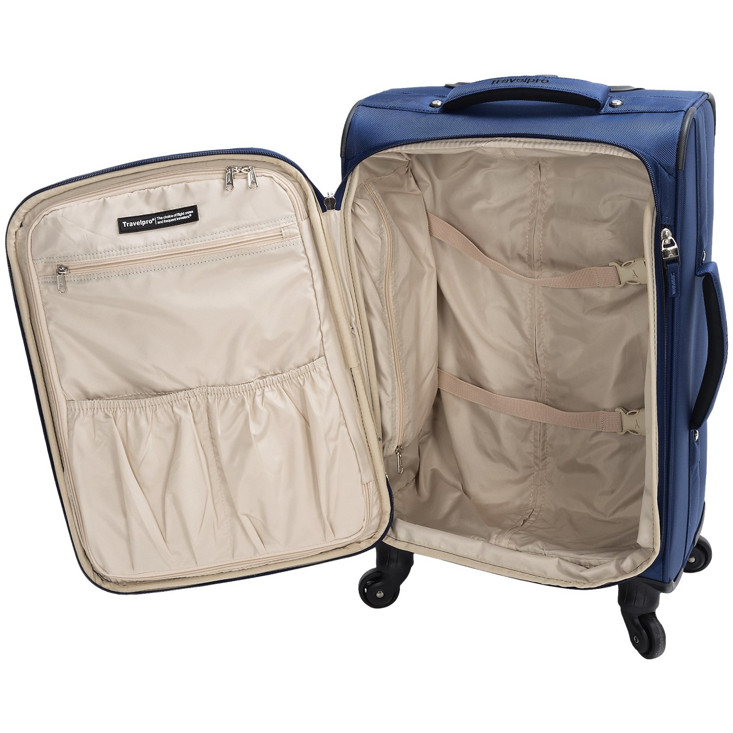 travelpro sapphire elite spinner suitcase 29u201d expandable