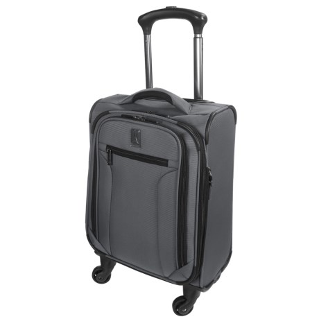 "Travelpro Toplite Elite Compact Expandable Carry-On Spinner Suitcase - 17"" in Graphite"