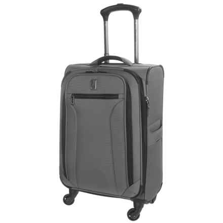 "Travelpro Toplite Elite Expandable Mobile Office Spinner Suitcase - 21"" in Graphite - Closeouts"