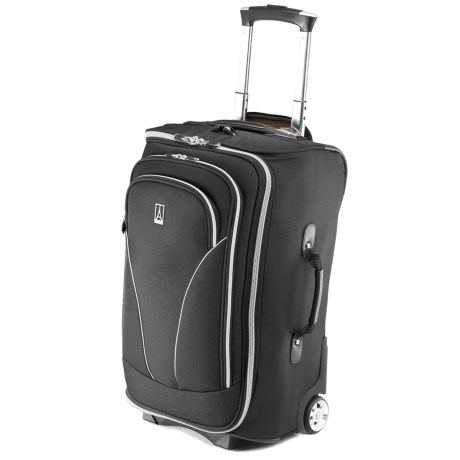 """Travelpro Walkabout Lite 3 Carry-On Suitcase - Rolling, 22"""" in Black"""