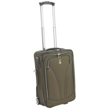 "Travelpro Walkabout Lite 3 Expandable Suitcase - 22"" in Moss - Closeouts"