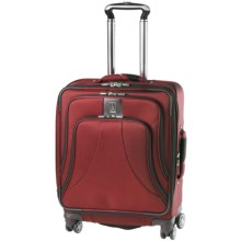 "Travelpro Walkabout Lite 4 Wide-Body Spinner Suitcase - Expandable, 20"" in Wine - Closeouts"