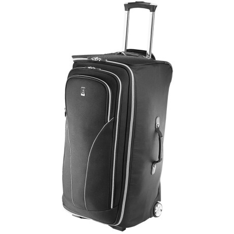 "Travelpro Walkabout Lite Rolling Duffel - 30"" in Black"