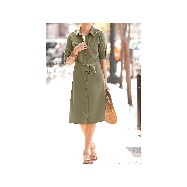 Travelsmith Microfiber Shirt Dress For Plus Size Women 7317g Save 68