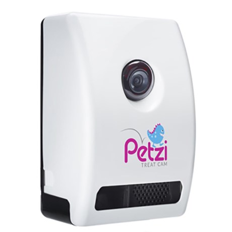 Image of Treat Cam Pet Camera with Treat Dispenser