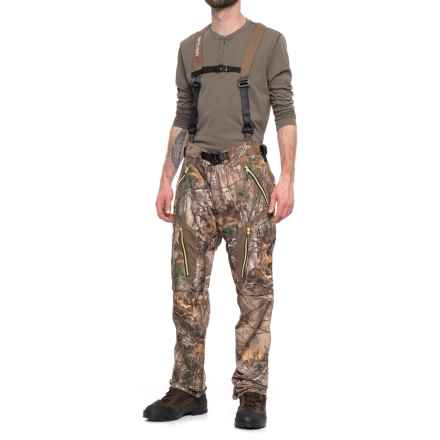 Tree Spider Trinity FeatherLite SpiderWeb Bib with Harness (For Men) in Realtree Xtra - Closeouts