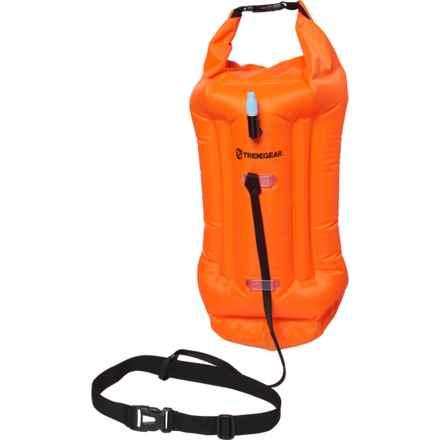 TREK GEAR Swim Bouy 14 L Dry Bag