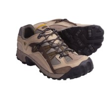Treksta Roam Trail Shoes - Nubuck (For Men) in Tan/Brown - Closeouts