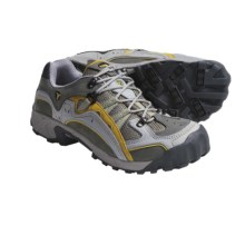 Treksta Roam Trail Shoes - Nubuck (For Women) in Tan/Yellow - Closeouts