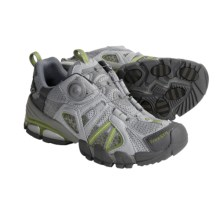 Treksta Sidewinder Trail Shoes (For Women) in Grey/Green - Closeouts