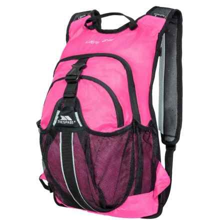 Trespass 22L Ultra Backpack in Pink - Closeouts