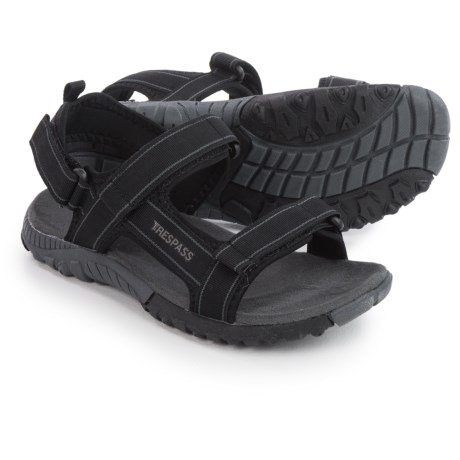 Trespass Alderley Sport Sandals (For Men) in Black