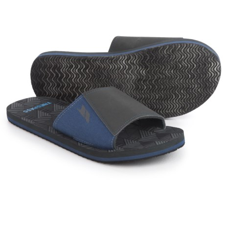 Trespass Caputo Slide Sandals (For Men) in Granite