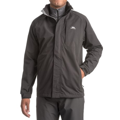 Image of Trespass Census Rain Jacket - Waterproof (For Men)