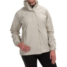 Trespass Charge Rain Jacket (For Women) in Almond - Closeouts