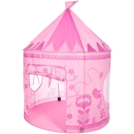 b6cc2ed323ec Trespass Chateau Kids Pop-Up Play Tent - UPF 50 - Save 28%