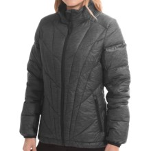 Trespass Emanuela Down Jacket - 500 Fill Power (For Women) in Black - Closeouts