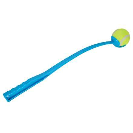 Trespass Fetchy Ball-Thrower Dog Toy in Blue - Closeouts