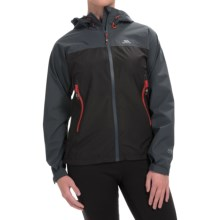 Trespass Gerwin Jacket - Waterproof (For Women) in Granite - Closeouts