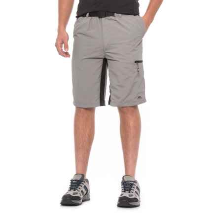 Trespass Lipeck Stretch Quick-Dry Shorts (For Men) in Storm Grey - Closeouts