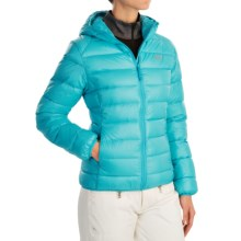 Trespass Martine Down Jacket - 500 Fill Power (For Women) in Aquatic - Closeouts