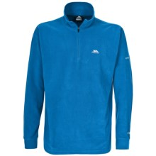 Trespass Masonville Fleece Jacket - Zip Neck (For Little and Big Boys) in Cobalt - Closeouts