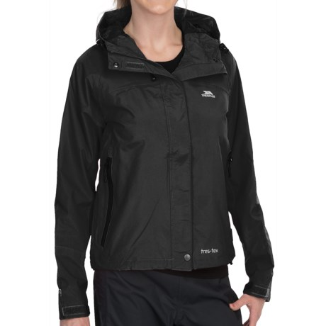 Trespass Miyake Jacket (For Women) in Black