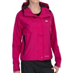 Trespass Miyake Jacket (For Women) in Pear