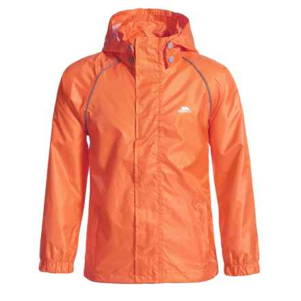 Trespass Neely II Jacket (For Little and Big Kids) in Apricot - Closeouts
