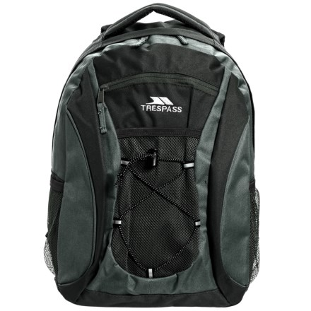 f80d406a90c5 Trespass Neroli 28L Backpack (For Men and Women) in Graphite - Closeouts