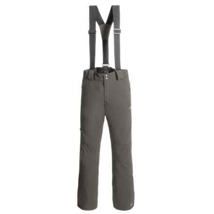 Trespass Neve Ski Pants - Waterproof, Insulated (For Women) in Ash - Closeouts