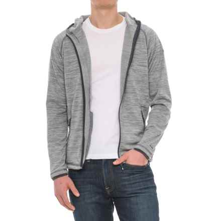 Trespass Northwood Fleece Jacket (For Men) in Platinum Marl - Closeouts