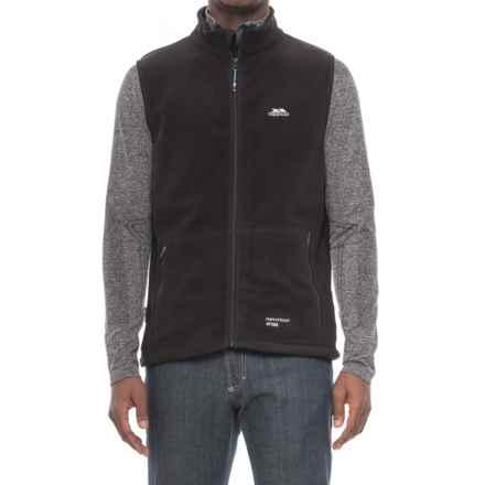 Trespass Othos II Gilet Vest (For Men) in Black - Closeouts