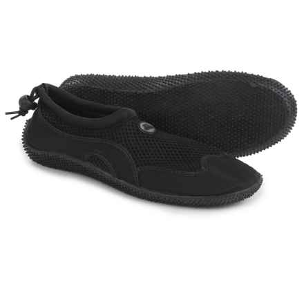 Trespass Paddle Water Shoes (For Men and Women) in Black - Closeouts
