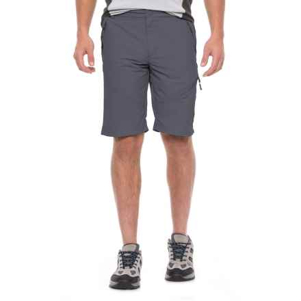 Trespass Pentas Quick-Dry Shorts - UPF 40+ (For Men) in Granite - Closeouts