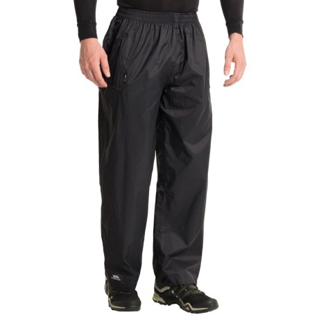 Trespass Qikpac Pants - Waterproof (For Men and Women)
