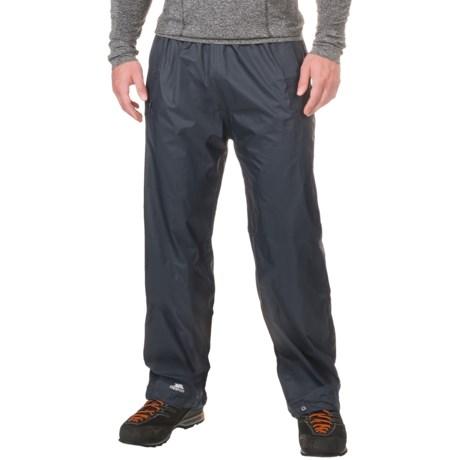 Trespass Qikpac Pants - Waterproof (For Men and Women) in Dark Navy