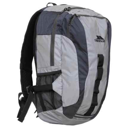 Trespass Race 20L Rucksack (For Men and Women) in Silver Reflective - Closeouts