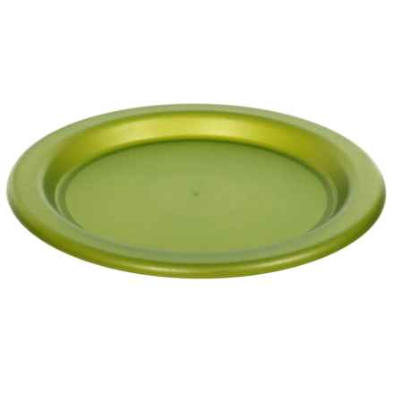 "Trespass Savour Picnic Plate - 10"" in Green - Closeouts"