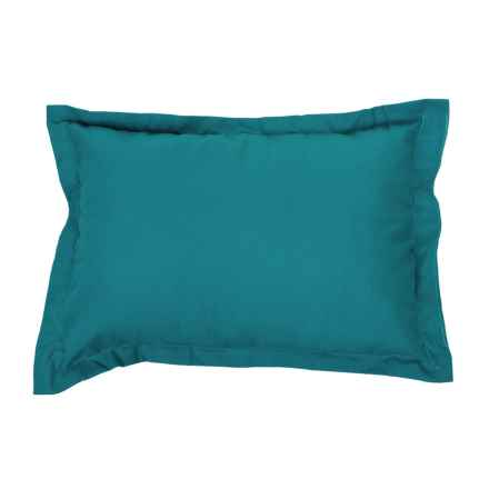 "Trespass Sleepyhead Travel Pillow - 13.75x9"" in Blue Bottle - Closeouts"