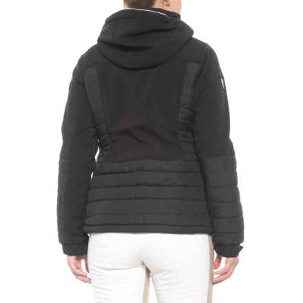 Trespass Stroll Ski Jacket - Insulated (For Women) in Black - Closeouts