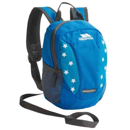 Trespass Tiddler Backpack (For Kids) in Blue - Closeouts