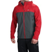 Trespass Waylon Shell Jacket (For Men) in Red - Closeouts