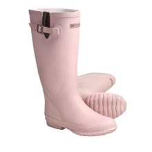 Tretorn Langta Rubber Rain Boots - Waterproof (For Women) in Pink - Closeouts