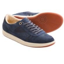 Tretorn Rodlera Suede Shoes (For Men) in Black Iris - Closeouts