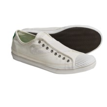 Tretorn Skymra Canvas Shoes (For Men) in Egret/White - Closeouts