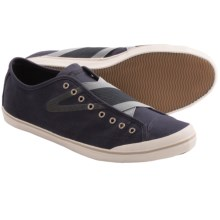 Tretorn Skymra Shoes - Slip-Ons (For Men and Women) in Dark Navy - Closeouts