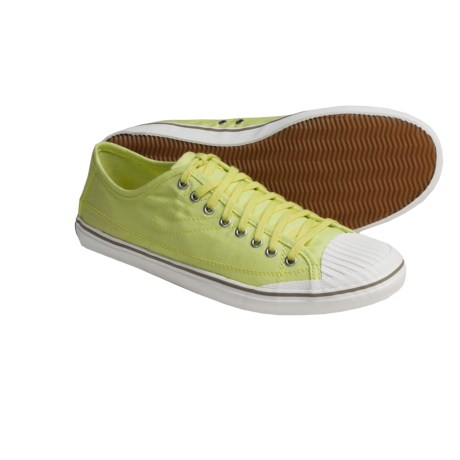 Tretorn Skymra SL Poplin Shoes (For Women) in Sunny Lime